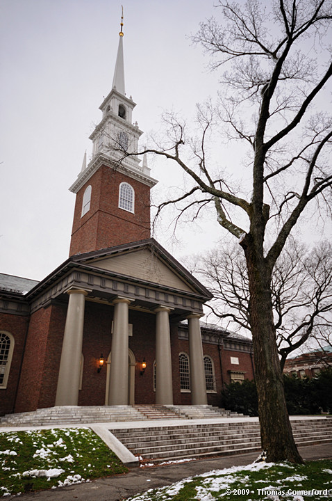 Memorial Church, Harvard